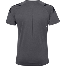 asics Icon SS Top Men Dark Grey Heather